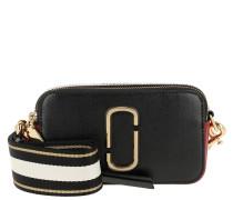 Umhängetasche Snapshot Small Camera Bag Black Black/Red schwarz