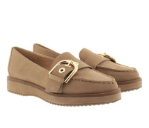 Flat Cooper Slip On Dk Khaki Schuhe