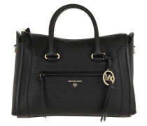 Tote Carina MD Satchel Bag Black