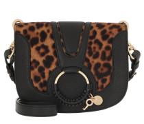 Shopper Hana Medium Shoulder Bag Leo Black schwarz