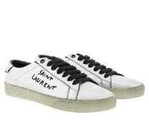 Sneakers Court Classic SL/06 Sneaker Leather Silver silber