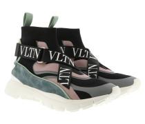 Sneakers Heroes Her Knit Sneakers Black/Multi bunt