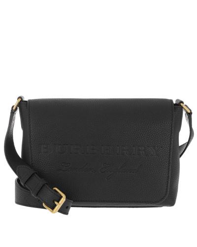 Burleigh Soft Leather Crossbody Bag Small Black Tasche