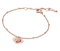 Armband MKC1118AN791 Love Heart Duo Bracelet Roségold