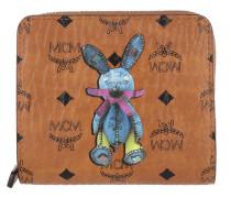 Rabbit Zippered Wallet Mini