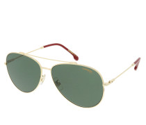 Sonnenbrille CARRERA 183/F/S Havan Red gold