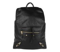 Giant Traveller Backpack Black Rucksack