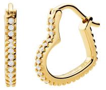 Ohrringe Kors Love Earring Gold