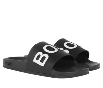 Schuhe Bay Slider Black