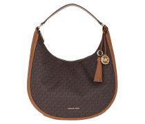 Hobo Bag Lydia Hobo Bag Brown/Acorn braun