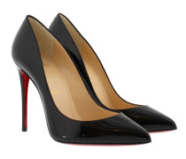 Pigalle Follies 100 Patent Pump Black Pumps