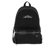 Rucksack The Large Backpack Black schwarz