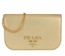 Saffiano Lux Crossbody Bag Calf Leather  Tasche