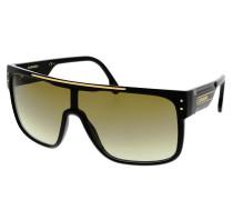 Sonnenbrille CA FLAGTOP II Black schwarz