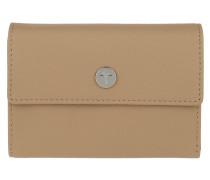 Nature Grain Cosma Purse Cappuccino