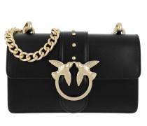 Mini Love Simply Crossbody Bag Nero Limousine Tasche