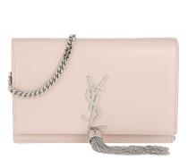 Kate Chain Tassel Wallet Leather Marmo/ Tasche