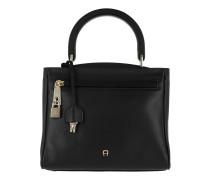 Betty Handbag S Black Satchel Bag