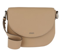 Nature Grain Rhea Shoulderbag Cappuccino Hobo Bag