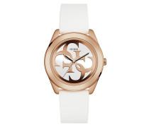 Uhr Women Quartz Watch G Twist White