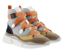 Sneakers Sonnie High Top Sneakers Autumn Leaf bunt