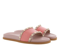 Dusty Valentino Shoes Dusty Rose/Tropical Sun Sandalen