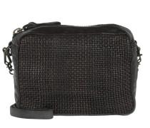 Bowling Bag P/D Thin Woven Grigio Tasche