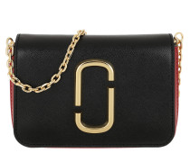 Gürteltasche Hip Shot Bag Black/Red schwarz