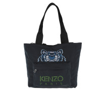 Icon Tote Large Tiger Dark Grey