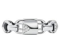 Schmuck MKC1024AN040 Band Mercer Link Silver silber