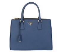Galleria Tote Bag Saffiano Lux Bluette Tote