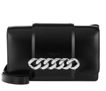 Infinity Small Flap Bag Black