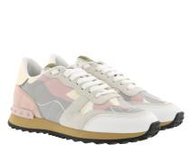 Sneakers Rockrunner Sneaker Low Camouflage/Black rosa