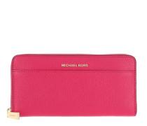 Portemonnaie Pocket Zip Around Continental Wallet Ultra Pink pink