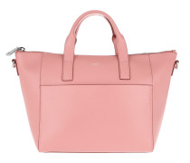 Grano Colorblocking Helena Handbag Rose Tote