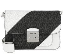 Umhängetasche Sloan Editor LG Shoulder Bag Optic White/Black weiß