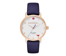 KSW1040 O`Clock Somewhere Metro Watch Rose/Lilac Uhr