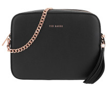 Amora Tassel Detail Camera Bag Black
