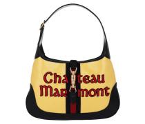 Hobo Bag Jackie Hobo Bag Medium Chateau Marmont Yellow gelb
