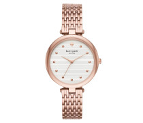 Varick Classic Watch Rose Armbanduhr
