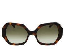 Sonnenbrille MCM679S Havana braun