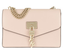 Satchel Bag Elissa LG Shoulder Bag Iconic Blush rosa