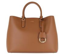 Dryden Marcy Satchel Bag Large Field Brown/Orange Satchel Bag