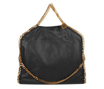 Tote Falabella Shaggy Deer S Tote Black/Gold schwarz