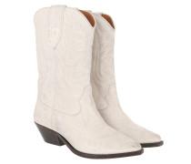 Boots Cowboy White