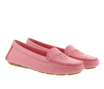 Drive Logo Loafers Leather Loto Schuhe