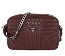 Diagramme Crossbody Bag Leather Granato 3 Tasche