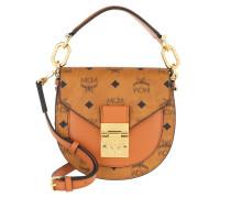 Umhängetasche Patricia Visetos Shoulder Bag Mini Cognac