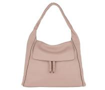 Adria Leather Hobo Bag One Strap Tourmaline Hobo Bag