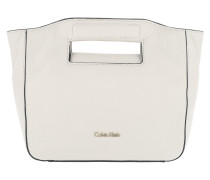 Carryall Mini Grab Tote Cement Umhängetasche